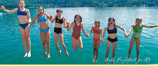 Hotel Birkenhof am See : Kids & Fun