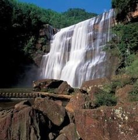 Pingqiao Waterfall
