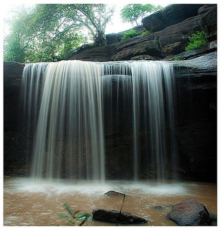Malanjhkudum Falls