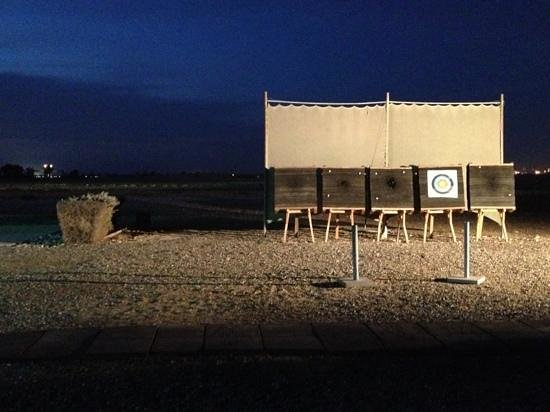 Jebel Ali Shooting Club: Archery