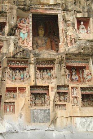 Bazhong Grottoes