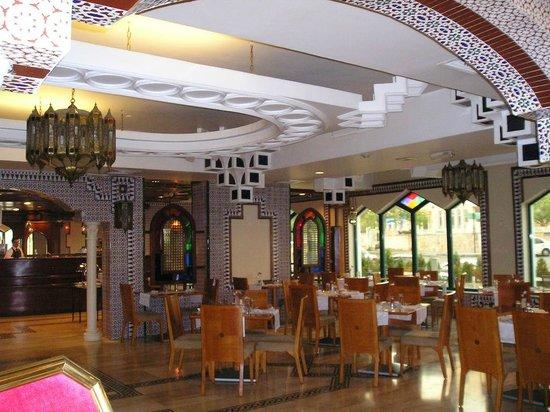 Toledo Amman Hotel: Dining room