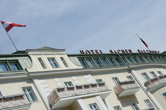 Hotel Sacher Salzburg: hôtel Sacher