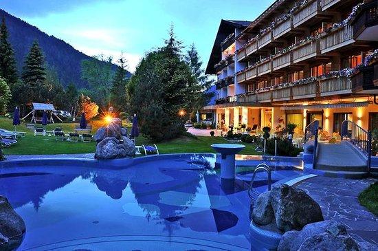 Harmony's Hotel Kirchheimerhof: Abendstimmung im Kirchheimerhof