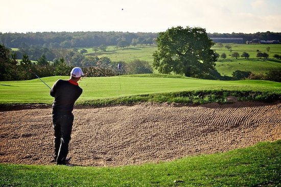 Leeds Golf Centre: The new 5th hole on the Wike Ridge course
