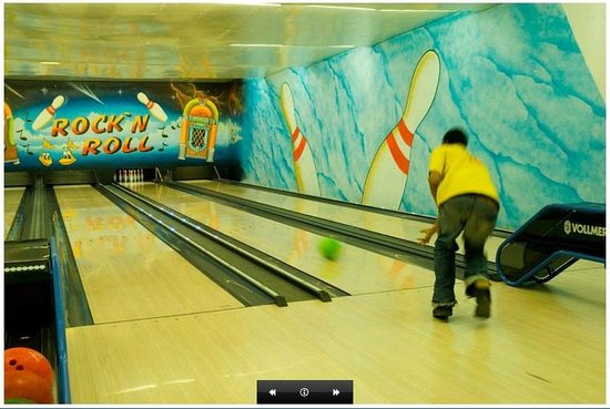 Gabes, Tunesien: Bowling Center