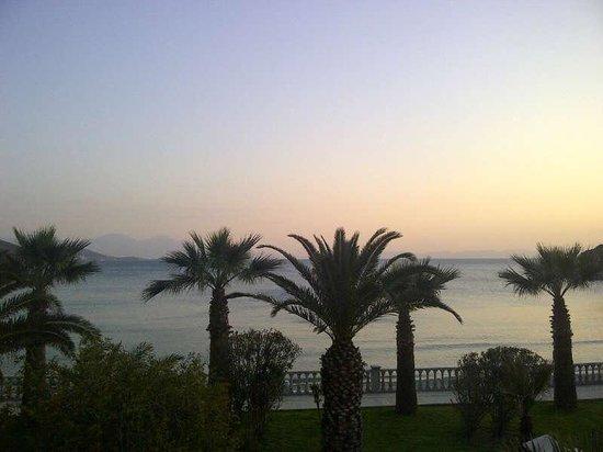 Tusan Beach Resort: View from Room
