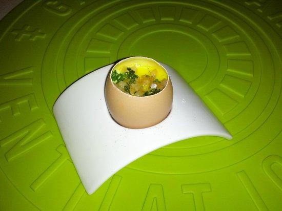 officina cucina uovo