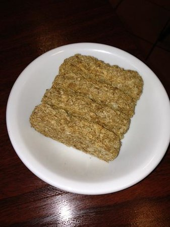 Celtic Lodge Guesthouse: cereals