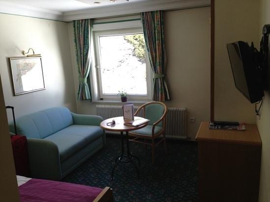 Hotel Alpina: EZ Nr 21
