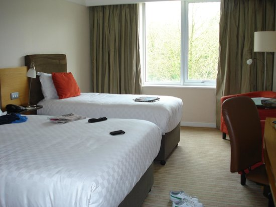 The River Lee: My room for a solo traveller