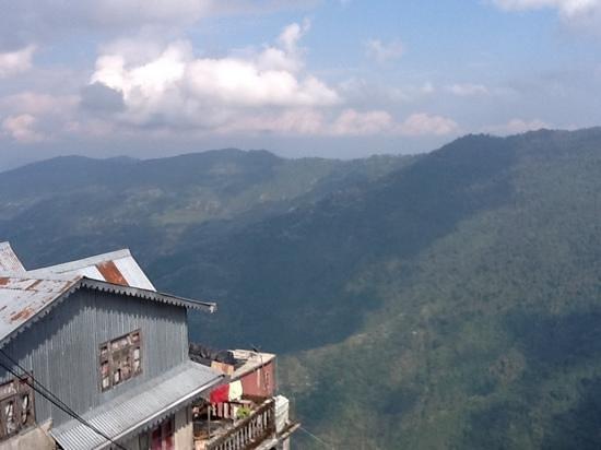 Pandim Guest House: Nice view