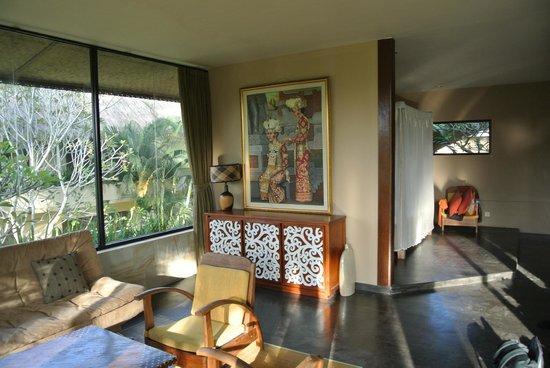 Villa Areklo: jungle suite