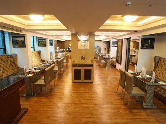 Hotel Tigers Roare' : restaurany