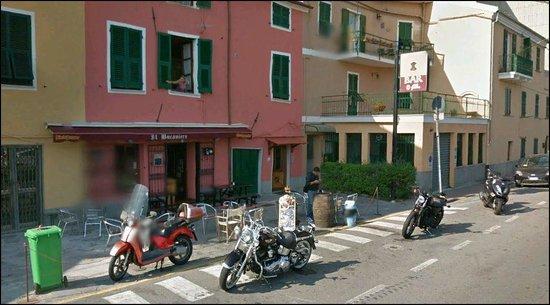 Vado Ligure, Itálie: bucaniere