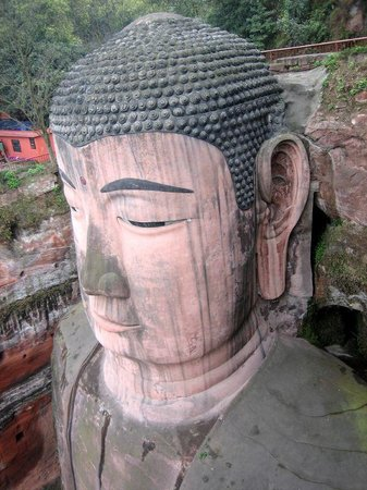 Ancient Buddhist Statue