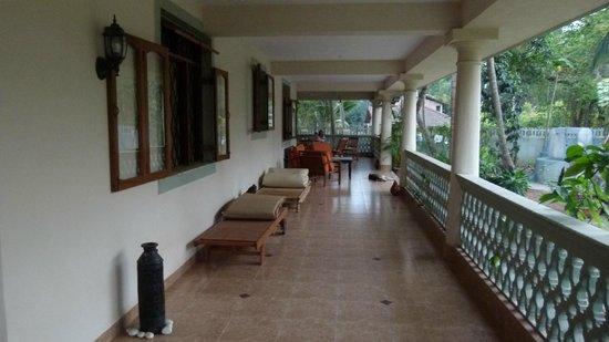 Mymos Goa: Mymos Verranda
