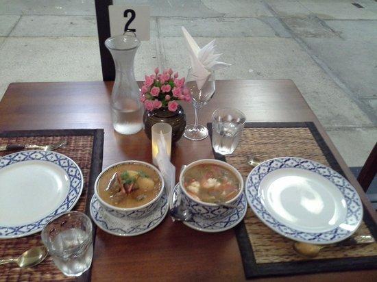 Cha Ba thai spicy: Best Thai food