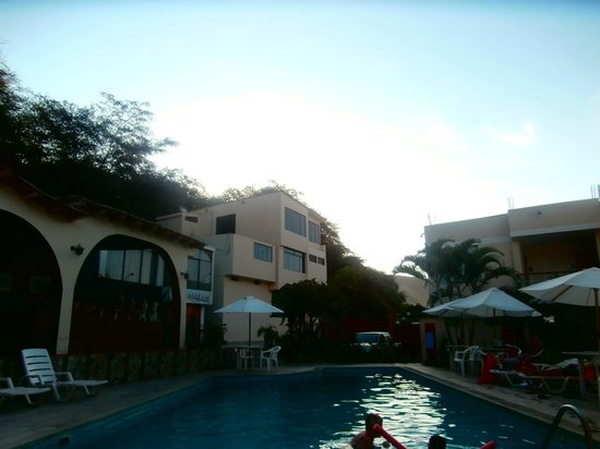 Hotel Belle Sand: Pool
