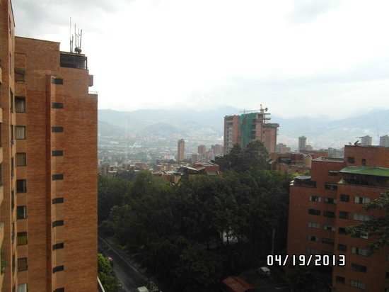 Best Western Sky Medellin Hotel: From room 703