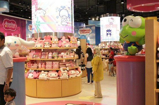 Sanrio Hello Kitty Town : HKT