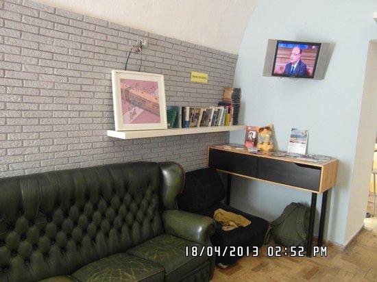 La Controra Hostel Naples: Dining