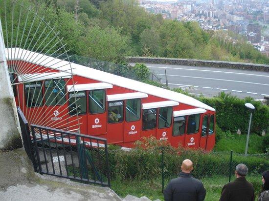 Artxanda Funicular - Picture of Funicular de Artxanda, Bilbao - TripAdvisor