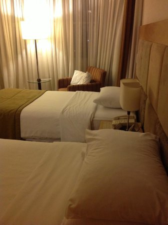 Mercure São Paulo Jardins Hotel: Room