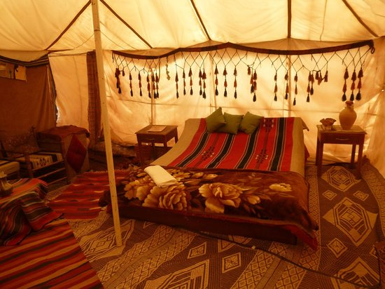 Rahayeb Desert C& Inside VIP tent & Inside VIP tent - Picture of Rahayeb Desert Camp Wadi Rum ...