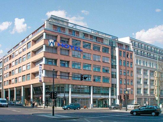 Novum Select Hotel Berlin Gendarmenmarkt: Aussenansicht
