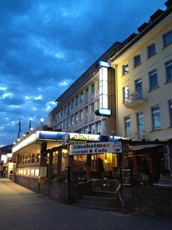 Parkhotel Ruedesheim am Rhein: Отель