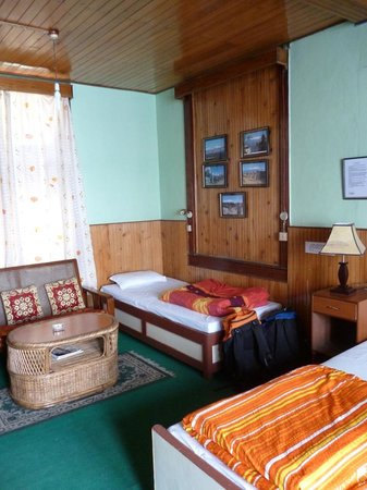 Classic Guest house: Inside our room