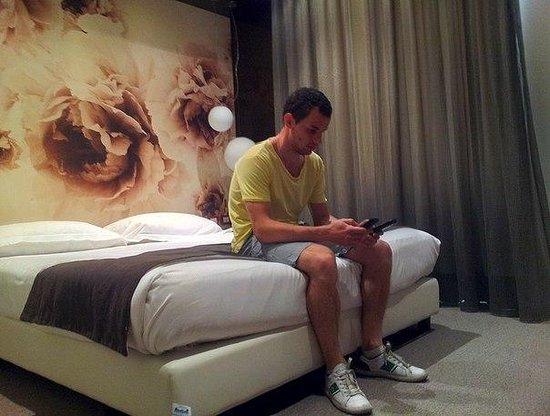 Fabio Massimo Design Hotel: Обычный дабл