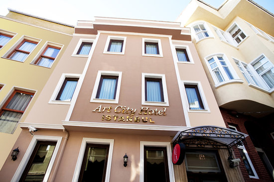 Art City Hotel Istanbul: front