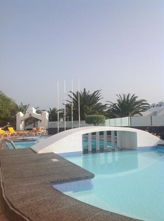 Apartamentos Villa Canaima: pool