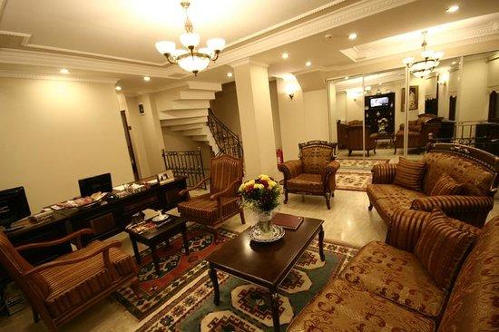 Art City Hotel Istanbul: reception