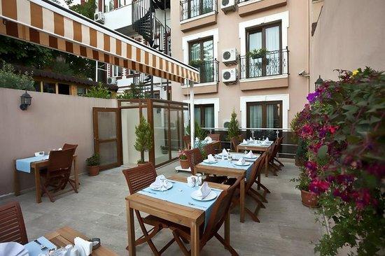Art City Hotel Istanbul: Garden