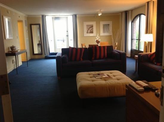 Loews Annapolis Hotel: Presidential Suite