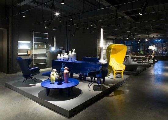 Bd Barcelona Design.Bd Showroom Jaime Hayon Collection Picture Of Bd