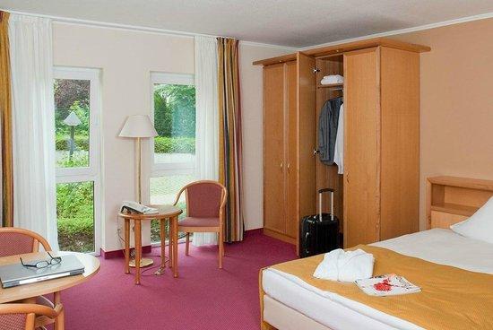 Eurotel am Main Hotel & Boardinghouse: Zimmer