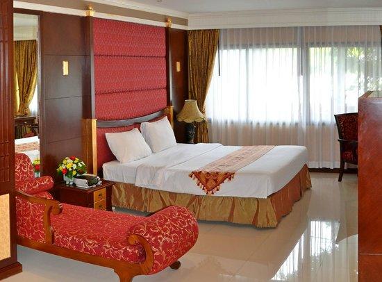 Fairtex Sports Club Hotel: Deluxe room