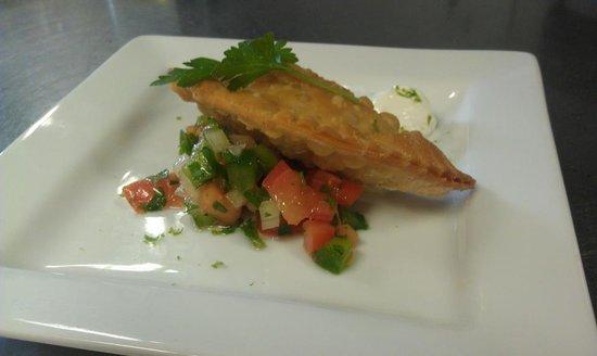 Zabroso Restaurant: Empanada