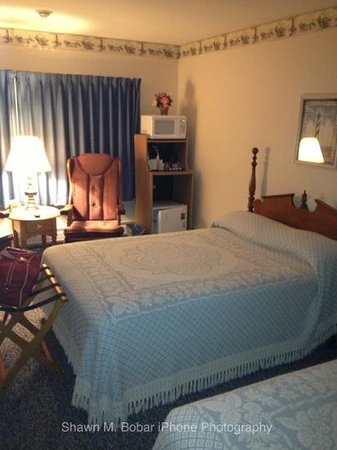Towne Lyne Motel: 2 double beds room