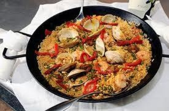 Zabroso Restaurant: Seafood Paella