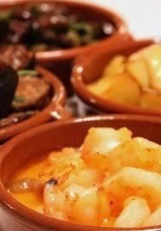Zabroso Restaurant: Tapas