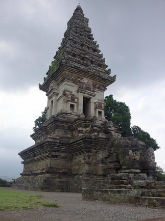 Java, Indonesia: Candi