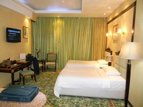 Comfort Inn Hotel: Beds