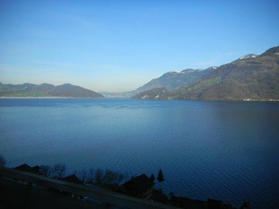 Hotel Monte Codeno: vista sul lago