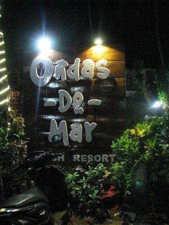 Ondas do Mar Beach Resort: The hotel...