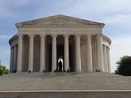 Mandarin Oriental, Washington DC: Jefferson Memorial